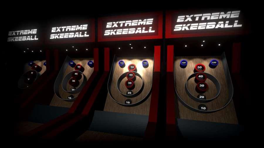 Extreme Skeeball